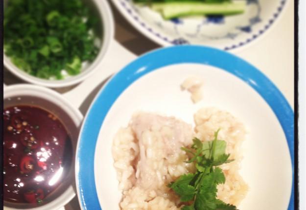 One pot Chinese chicken