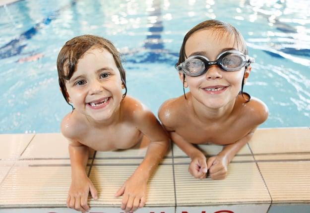 WIN a swim-safety family starter pack from Paul Sadler Swimland