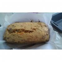 Easy carrot loaf