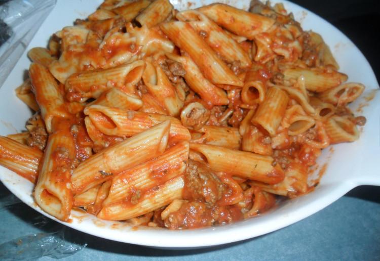 Easy Pasta Bolognese
