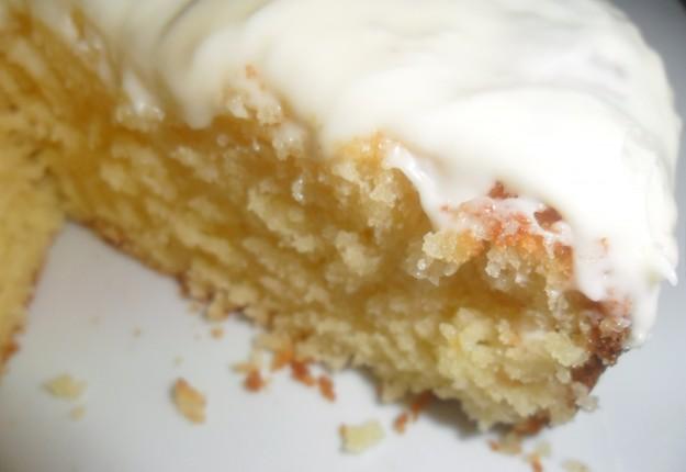 Sophie's Orange Cake (1894 Recipe)