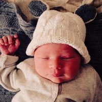 One of Australia's cutest couples have welcomed a baby boy!