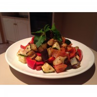 Ratatouille (Vegetable Combination French Style)
