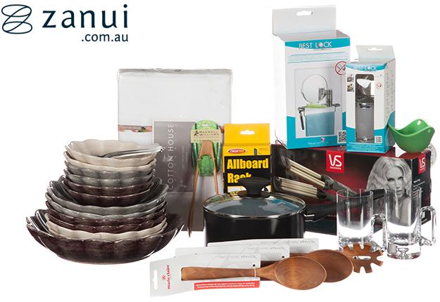 WIN a $1000 homewares prizes pack from Zanui.com.au