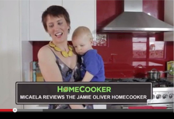 Micaela reviews the Jamie Oliver HomeCooker