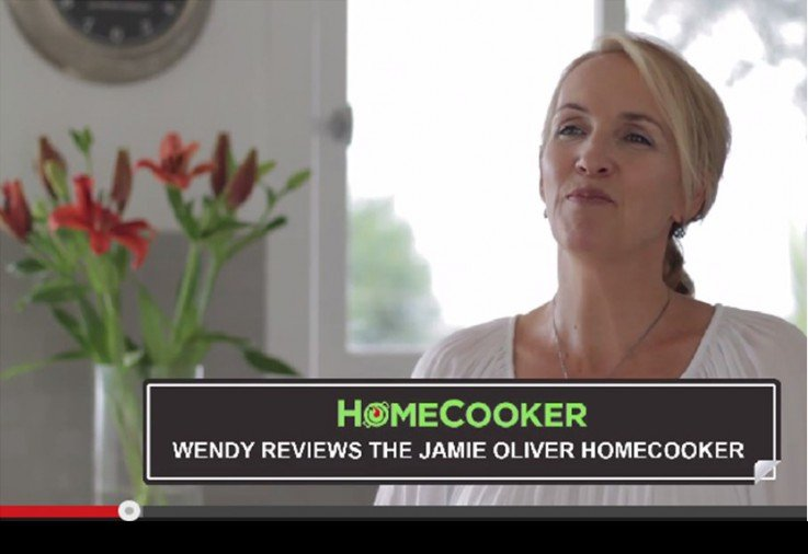Wendy reviews the Jamie Oliver HomeCooker