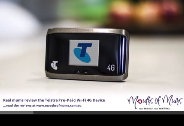 dannsbuild reviewed Telstra Mobile Wi-Fi 4G Device