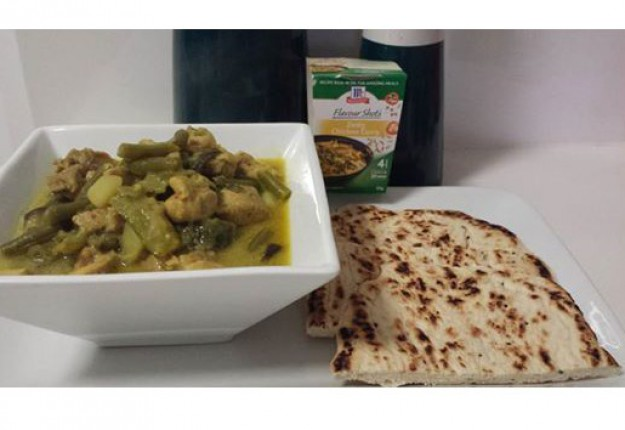 McCormick Flavour Shots – Zesty Chicken Curry