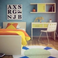 Creating a bedroom that grows with your child
