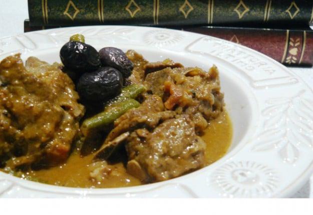 Murag (Iraqi Meat Stew)