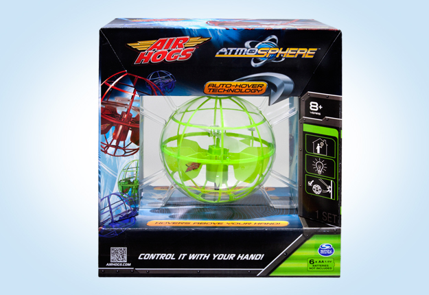 Win 1 of 8 RC prizes from Air Hogs!