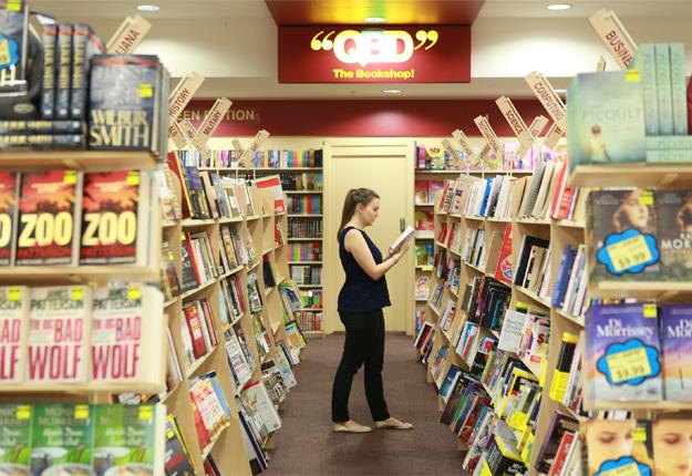 Win 1 of 4 QBD The Bookshop winter packs