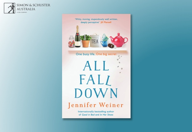 ALL FALL DOWN- Simon & Schuster book review