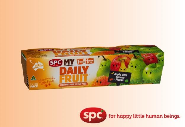 SPC My Daily Fruit