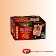 SPC Spagastralia Tomato and Cheese with Sneaky Veg