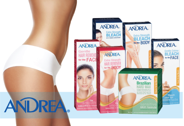 WIN 1 of 10 Andrea Hair Removal Packs