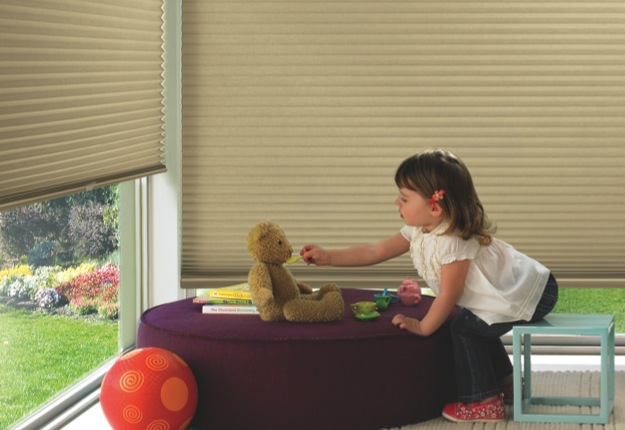 Are your window coverings safe for young children?