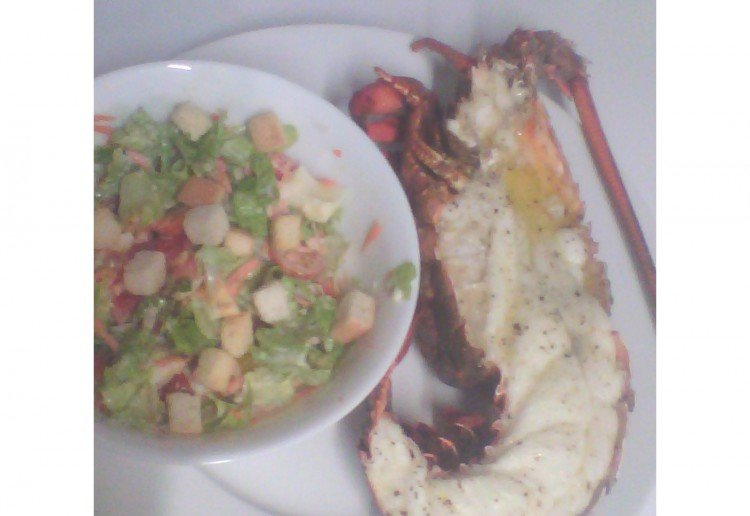 Garlic Crayfish