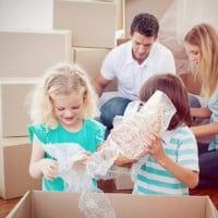 Tips for reducing the stress of moving house