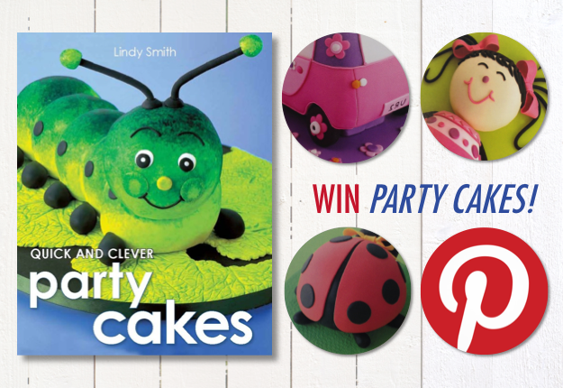 Win PARTY CAKES by Lindy Smith