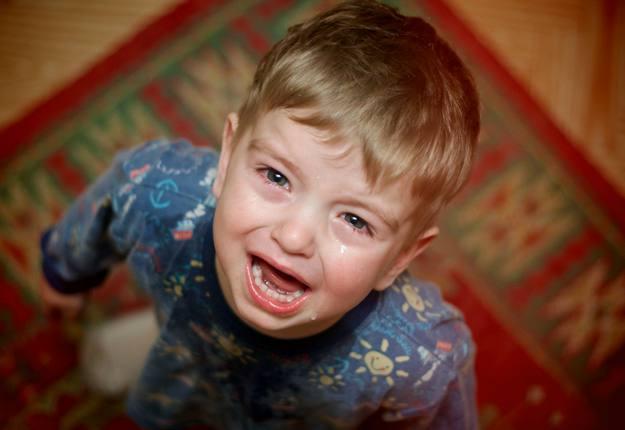10 Common Causes Of A Child's Tantrum