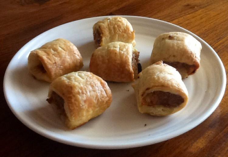 Basic Sausage Rolls
