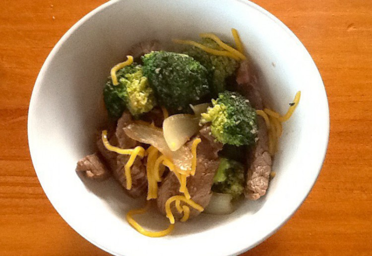 Beef and Brocolli