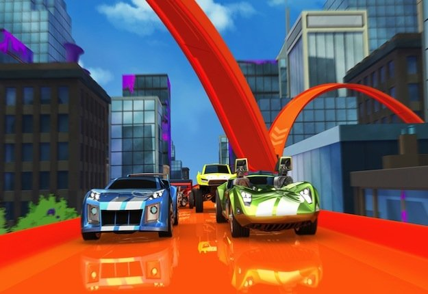 WIN 1 of 17 Team Hot Wheels®: Origin of Awesome! DVDs.