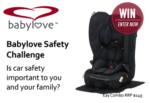 annlouise56 reviewed WIN 1 of 2 Babylove Ezy Combo Harnessed Booster Seats