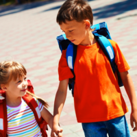 Tips for dropping your child at school & kindy