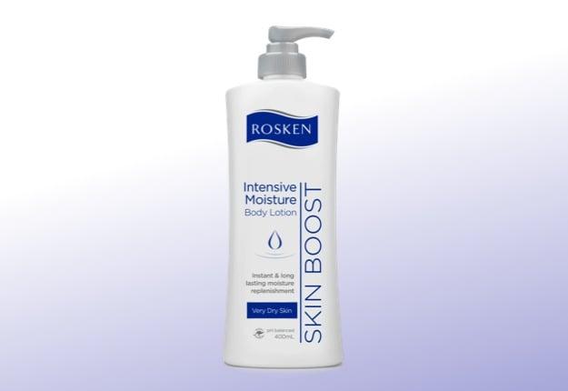 Rosken Intensive Moisture Body Lotion
