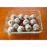Coconut and Fruit Balls