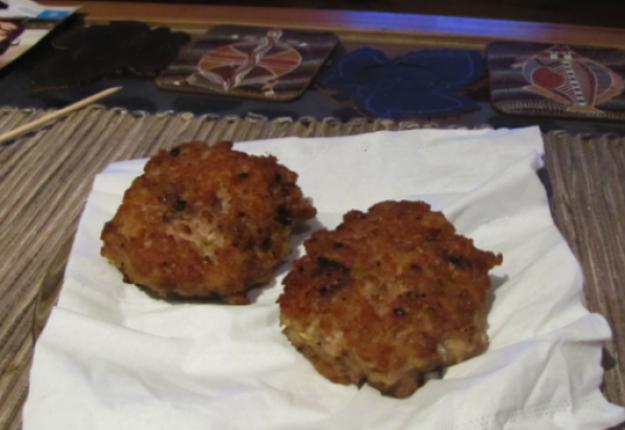 Pork Mince Patties