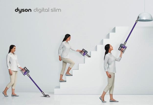 Dyson DC59 Digital Slim Vacuum Cleaner