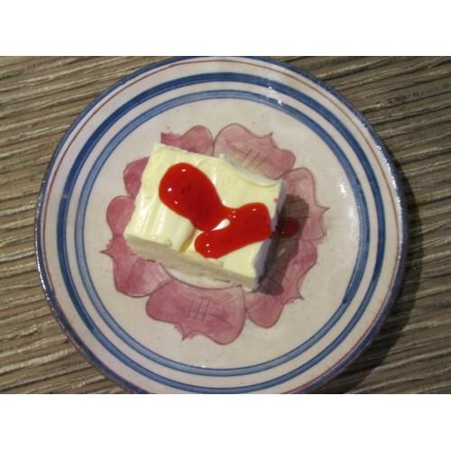 Robyn's home made creamy vanilla ice cream