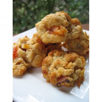 Apricot crunchies