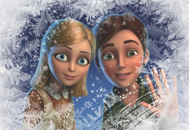 WIN 1 of 26 The Snow Queen DVDs