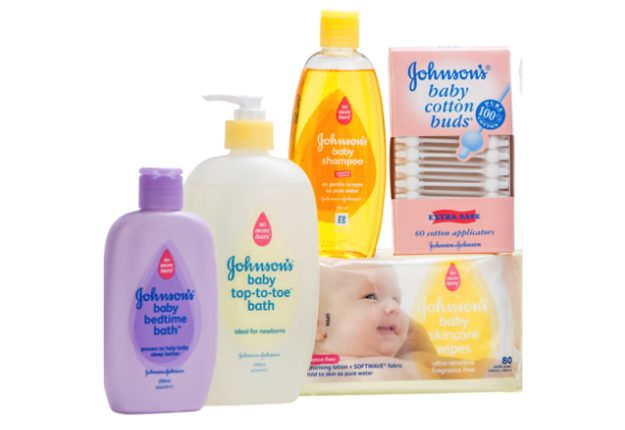 WIN 1 of 10 packs from Johnson's baby!