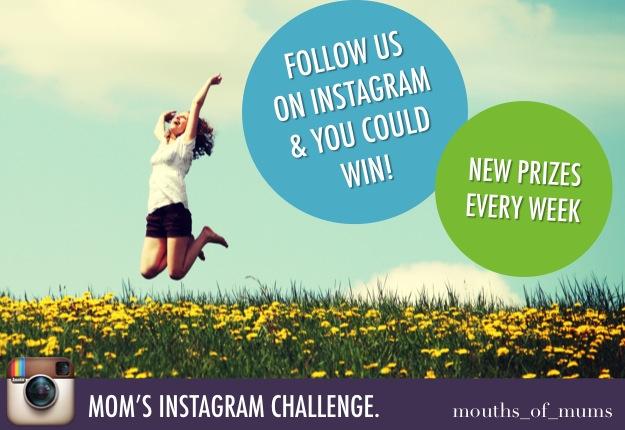 MoM's Instagram Challenge