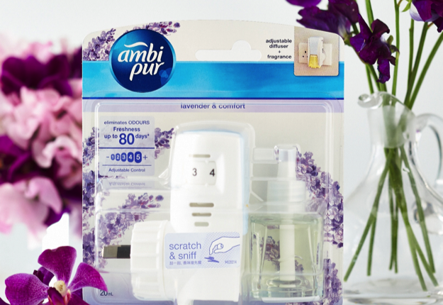 WIN! An Ambi Pur care pack so you can clear the air in your home!