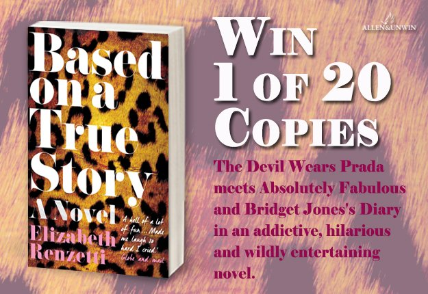 WIN 1 of 20 of copies of Based on a True Story
