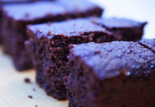 Healthy Brownies with Low Sugar