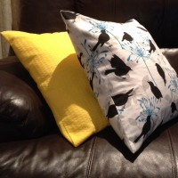 Envelope cushion covers