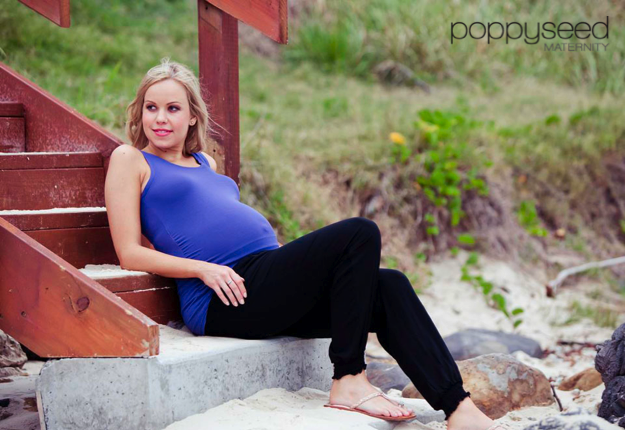 WIN 1 of 5 $100 vouchers from Poppyseed Maternity!