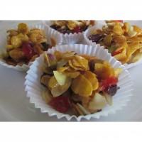 Fruit nut clusters