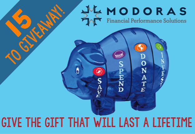 WIN 1 of 15 Money Savvy Pig's