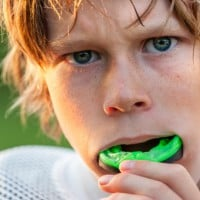 Kids and mouth guards: Keeping your kids safe
