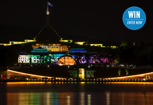 Win a weekend away and stay up late for Enlighten 2015