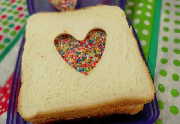 Sweet Valentine's Lunch