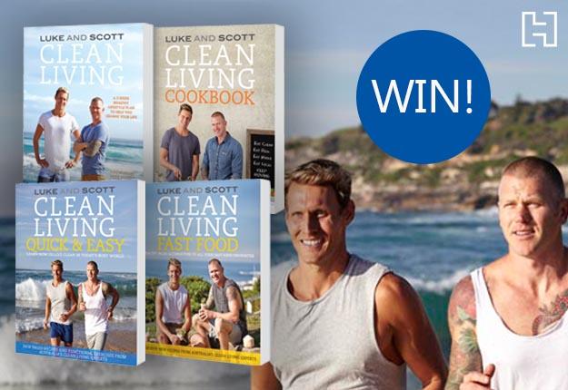 WIN 1 of 5 Clean Living series packs